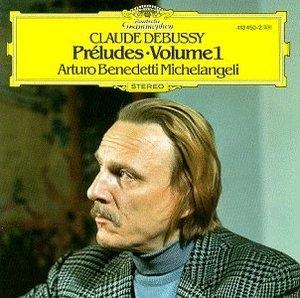 Debussy: Preludes, Vol.1 album cover
