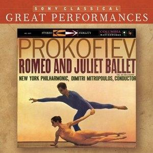 Prokofiev: Romeo & Juliet Ballet album cover