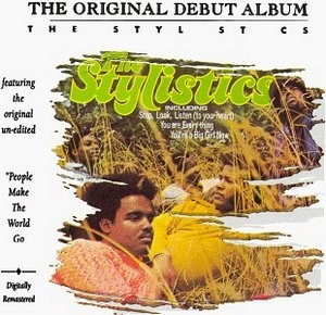 The Stylistics album cover