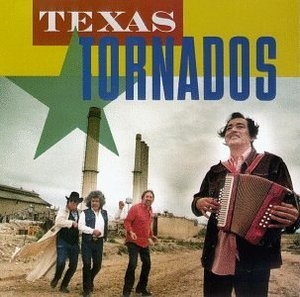Texas Tornados album cover