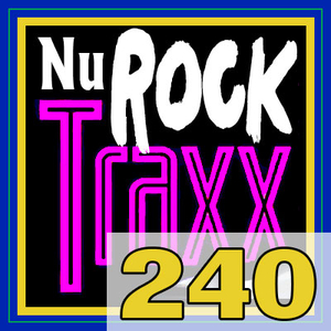 ERG Music: Nu Rock Traxx, Vol. 240 (March 2019) album cover