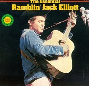 The Essential Ramblin' Jack Elliot album cover