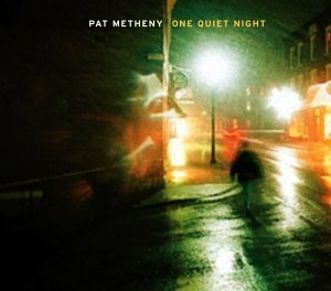 One Quiet Night album cover
