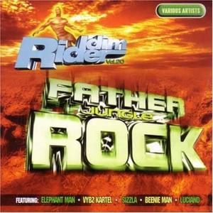 Riddim Rider, Vol. 20: Father Jungle Rock album cover