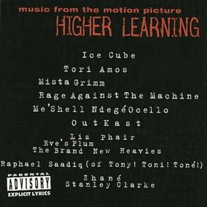 Higher Learning: Music From The Motion Picture album cover