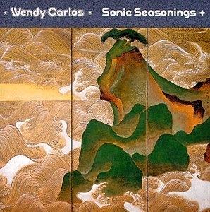 Sonic Seasonings album cover