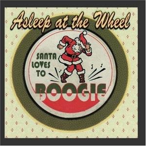 Santa Loves To Boogie album cover