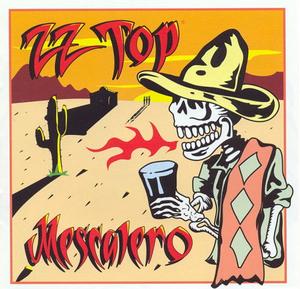 Mescalero album cover