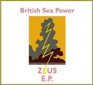 Zeus EP album cover