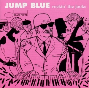 Jump Blue: Rockin' the Jukes  album cover