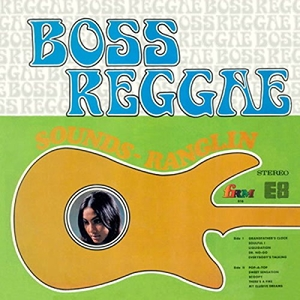 Boss Reggae album cover