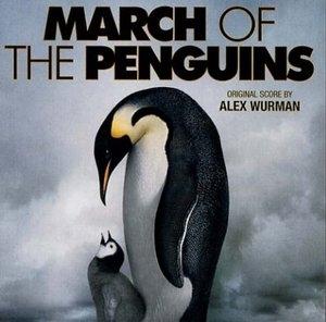 March Of The Penguins: Original Score album cover