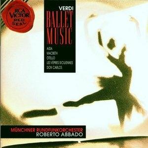 Verdi: Ballet Music album cover