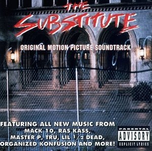 The Substitute: Original Motion Picture Soundtrack album cover