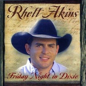 Friday Night In Dixie album cover