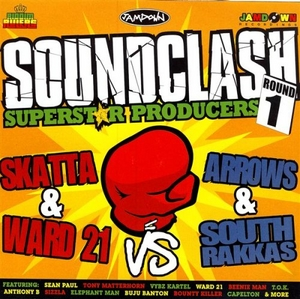 Soundclash Round 1: Superstar Producers album cover