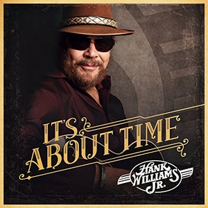 It's About Time album cover