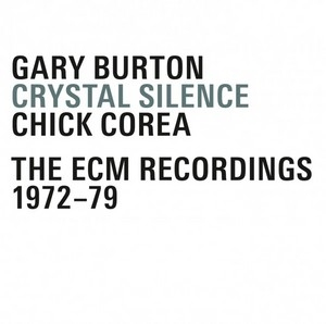 Crystal Silence: The ECM Recordings 1972-79 album cover