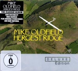 Hergest Ridge (Deluxe Edition) album cover