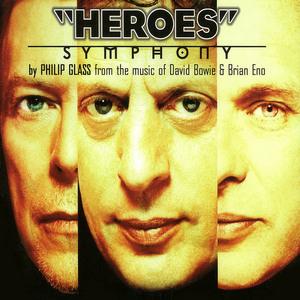 Heroes Symphony album cover