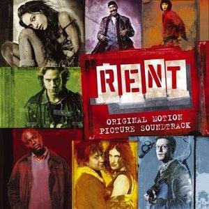 Rent: Original Motion Picture Soundtrack (2005) album cover