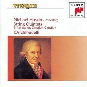 Michael Haydn: String Quintets album cover