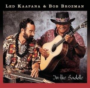 In The Saddle album cover