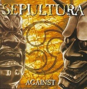 Against album cover