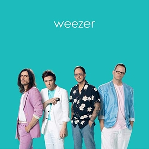 Weezer (Teal Album) album cover