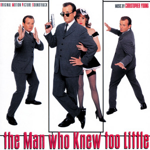 The Man Who Knew Too Little (Original Motion Picture Soundtrack) album cover