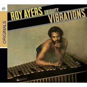 Ubiquity Vibrations album cover