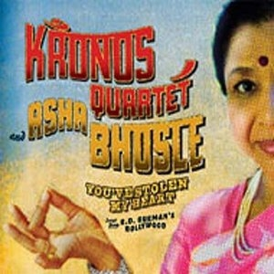You've Stolen My Heart: Songs From R.D. Burman's Bollywood album cover
