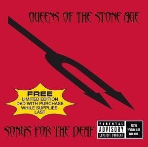 Songs For The Deaf album cover