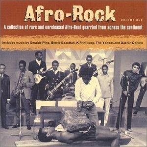 Afro-Rock album cover