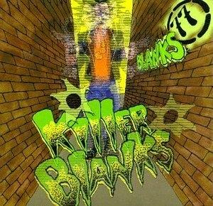 Killer Blanks album cover
