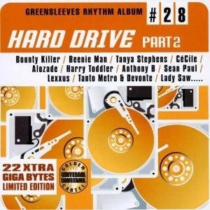 Greensleeves Rhythm Album #28: Hard Drive, Part 2 album cover
