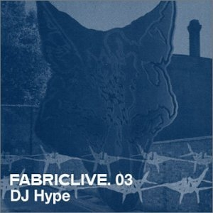 Fabriclive.03 album cover