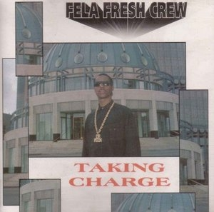 Taking Charge album cover