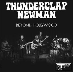 Beyond Hollywood album cover