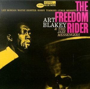The Freedom Rider album cover