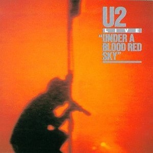 Under A Blood Red Sky album cover