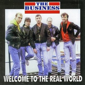 Welcome To The Real World album cover
