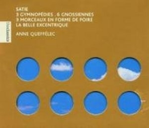 Satie: Gymnopedies, Gnossiennes album cover