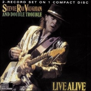 Live Alive album cover