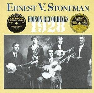 Edison Recordings 1928 album cover