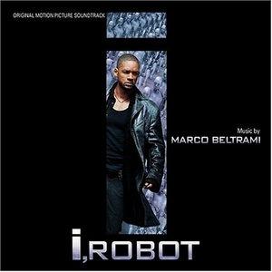 I, Robot: Original Motion Picture Soundtrack album cover