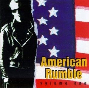 American Rumble Vol.1 album cover