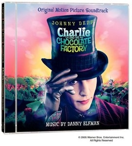 Charlie And The Chocolate Factory: Original Motion Picture Soundtrack album cover
