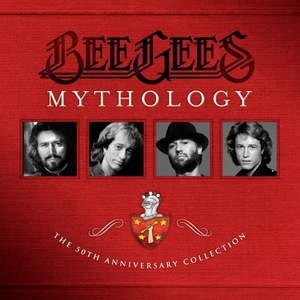 Mythology: The 50th Anniversary Collection album cover