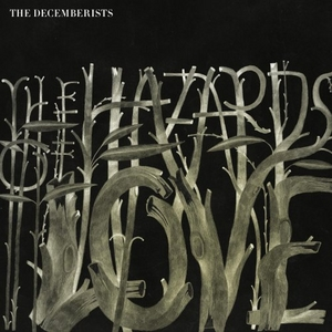 The Hazards Of Love album cover